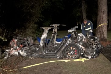 Elon Musk claims autopilot was not used in fiery Tesla crash that killed 2 people in The Woodlands
