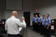 SIX CONROE FIREFIGHTERS COMPLETE PROBATIONARY YEAR-CONGRATULATIONS TO CONROE'S NEWEST FIREFIGHTERS