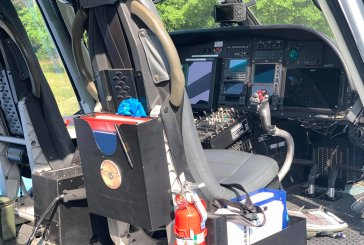 POLICE CITIZENS ACADEMY TREATED WITH VISIT FROM DPS AIR UNIT