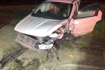 WOMAN AND YOUNG CHILD ESCAPE INJURY AFTER CRASH WITH INTOXICATED DRIVER OUT ON BOND FOR OTHER DWI'S