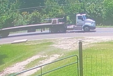 DPS LOOKING FOR HIT AND RUN 18-WHEELER