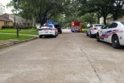 HARRIS COUNTY PRECINCT 4 WORKING A POSSIBLE DROWNING