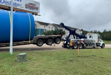 I-45 FEEDER REOPENS AFTER OVERSIZE LOAD CLEARS