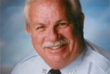 SERVICES FOR RETIRED CONROE FIREFIGHTER CHARLES WOMACK