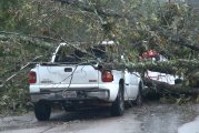 STORM DOES DAMAGE IN EAST MONTGOMERY COUTNY