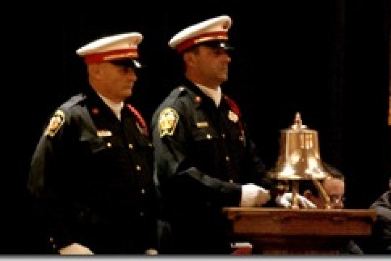 Honoring the Fallen During a Devastating Year for Firefighters