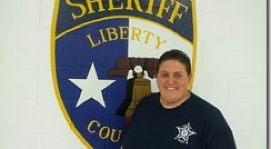 LIBERTY COUNTY SHERIFF'S EMPLOYEE OF THE MONTH OF DECEMBER
