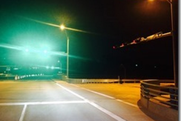 I-45 CLOSES-GRAND PARKWAY OPENS