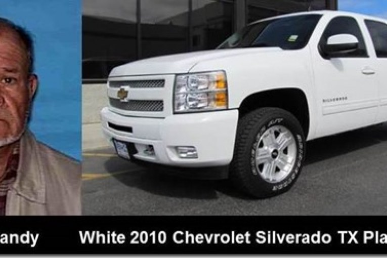 THIS IS A MISSING SENIOR ALERT ISSUED BY THE TEXAS SILVER ALERT NETWORK