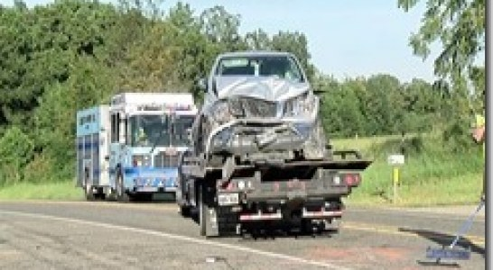 YOUNG MOTHER AND CHILD KILLED IN SATURDAY CRASH