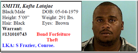 Crime Stoppers Featured Felons 12/27/13