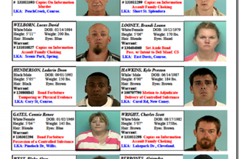 Crime Stoppers 11/1/13