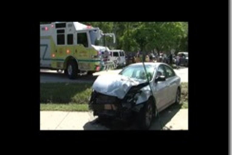 DAYCARE BUS CRASH-SEVERAL TODDLERS TRANSPORTED TO LOCAL HOSPITALS