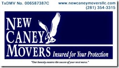 NEW CANEY MOVER