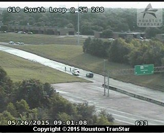 IMAGES FROM AROUND HOUSTON TXDOT CAMERAS —