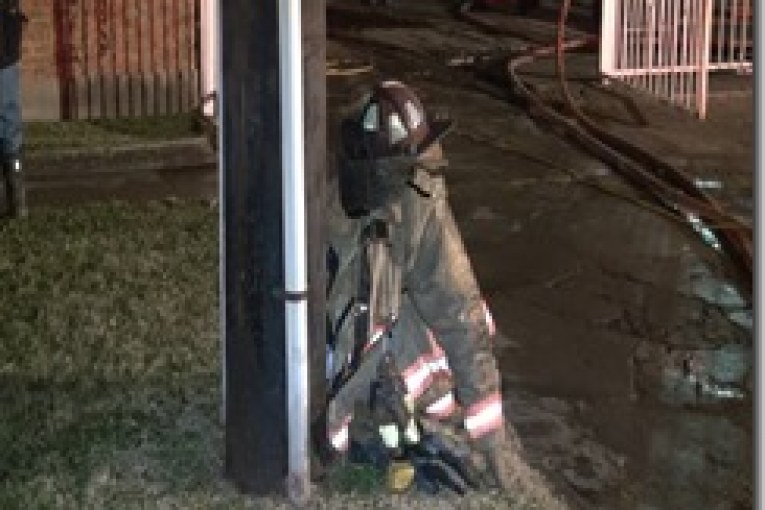 MAN CRITICAL AFTER HOUSTON APARTMENT FIRE