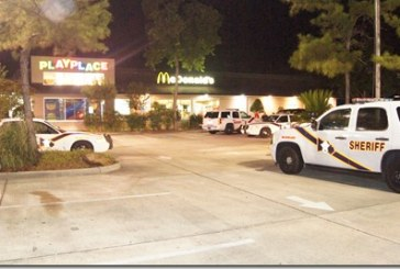 MCDONALDS ROBBERY IN THE WOODLANDS