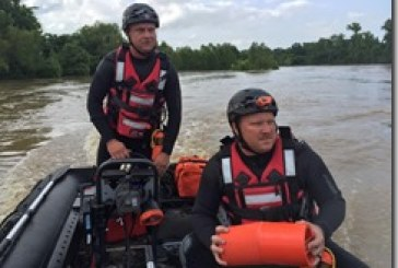 SAN JACINTO RIVER RESCUE