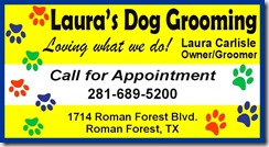 LAURA'S DOG GROOMING