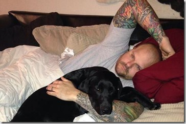 Wounded Warrior's Dog Taken