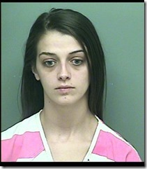 DESTINEY SIGLER BOOKING PHOTO