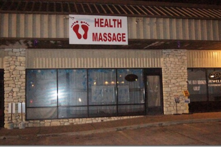 MASSAGE THERAPY WITHOUT A LICENSE