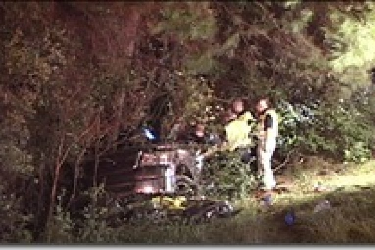 ACCIDENT SERIOUSLY INJURES COUPLE IN CONROE