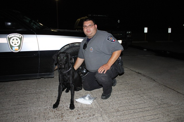 MIB SEIZE ALMOST 2 pounds OF COCAINE   Montgomery County