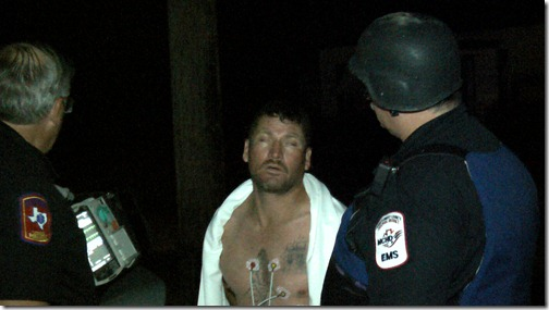 SWAT STAND-OFF ENDS AFTER SIX HOURS