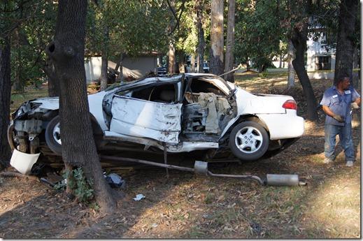 3 DEAD 2 INJURED IN SORTERS ROAD CRASH