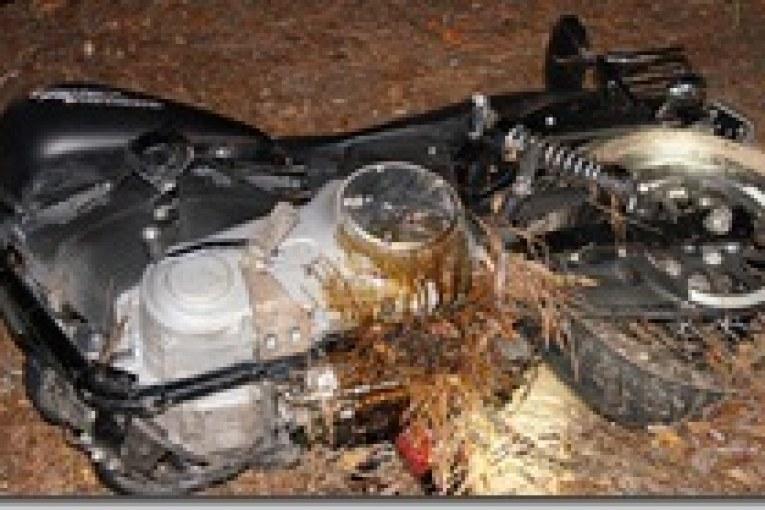 MOTORCYCLE CRASH VICTIM IDENTIFIED