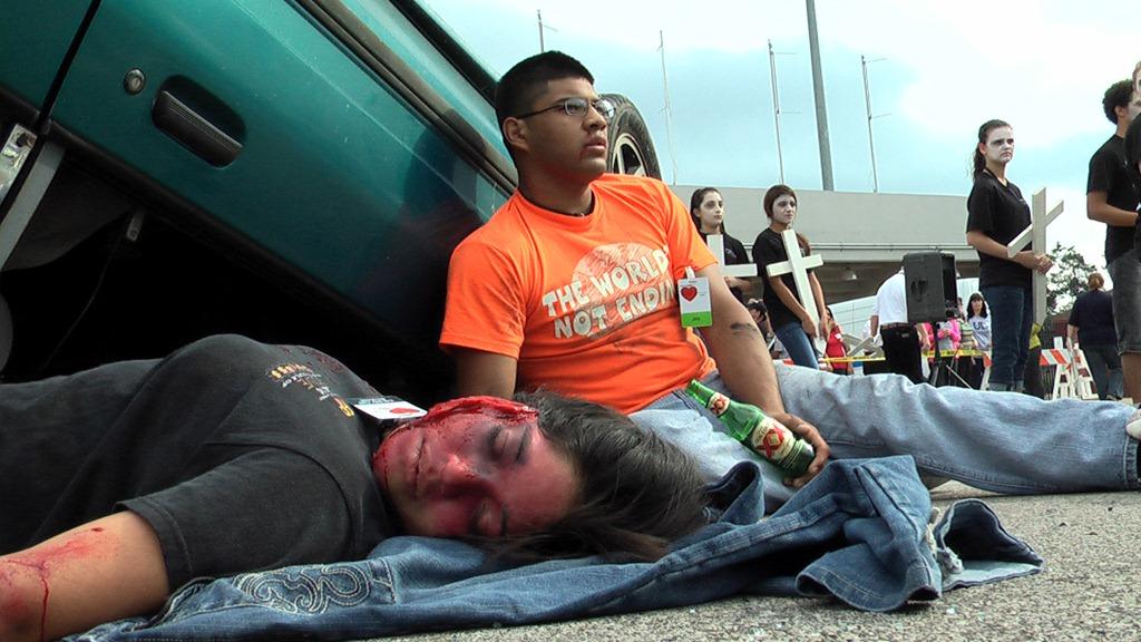Liberty Near Me >> MAJOR CRASH AT CONROE HIGH-SHATTERED LIVES