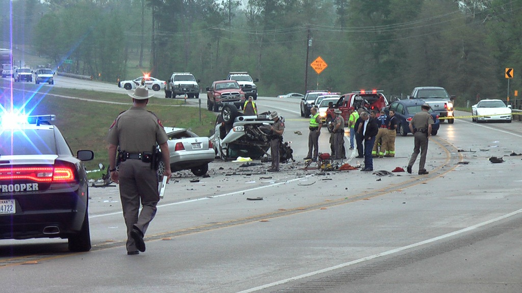 4 KILLED, 1 INJURED IN EARLY MORNING ACCIDENT – Montgomery