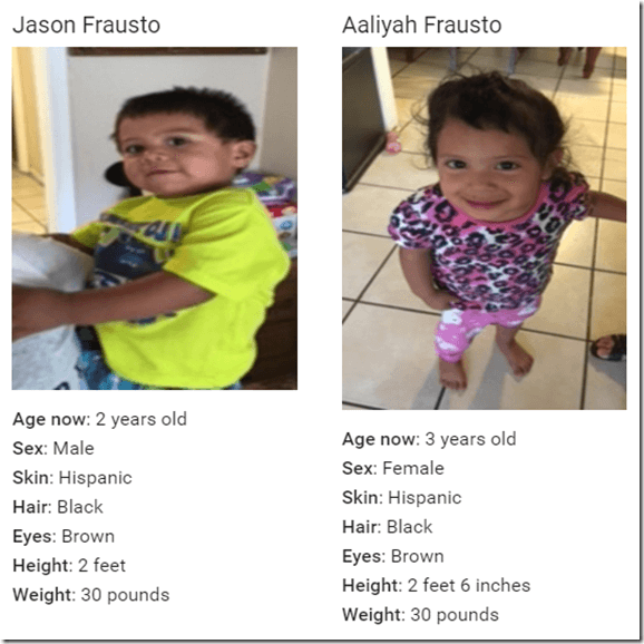 AMBER ALERT! UPDATE W/ PICS AND DETAILS