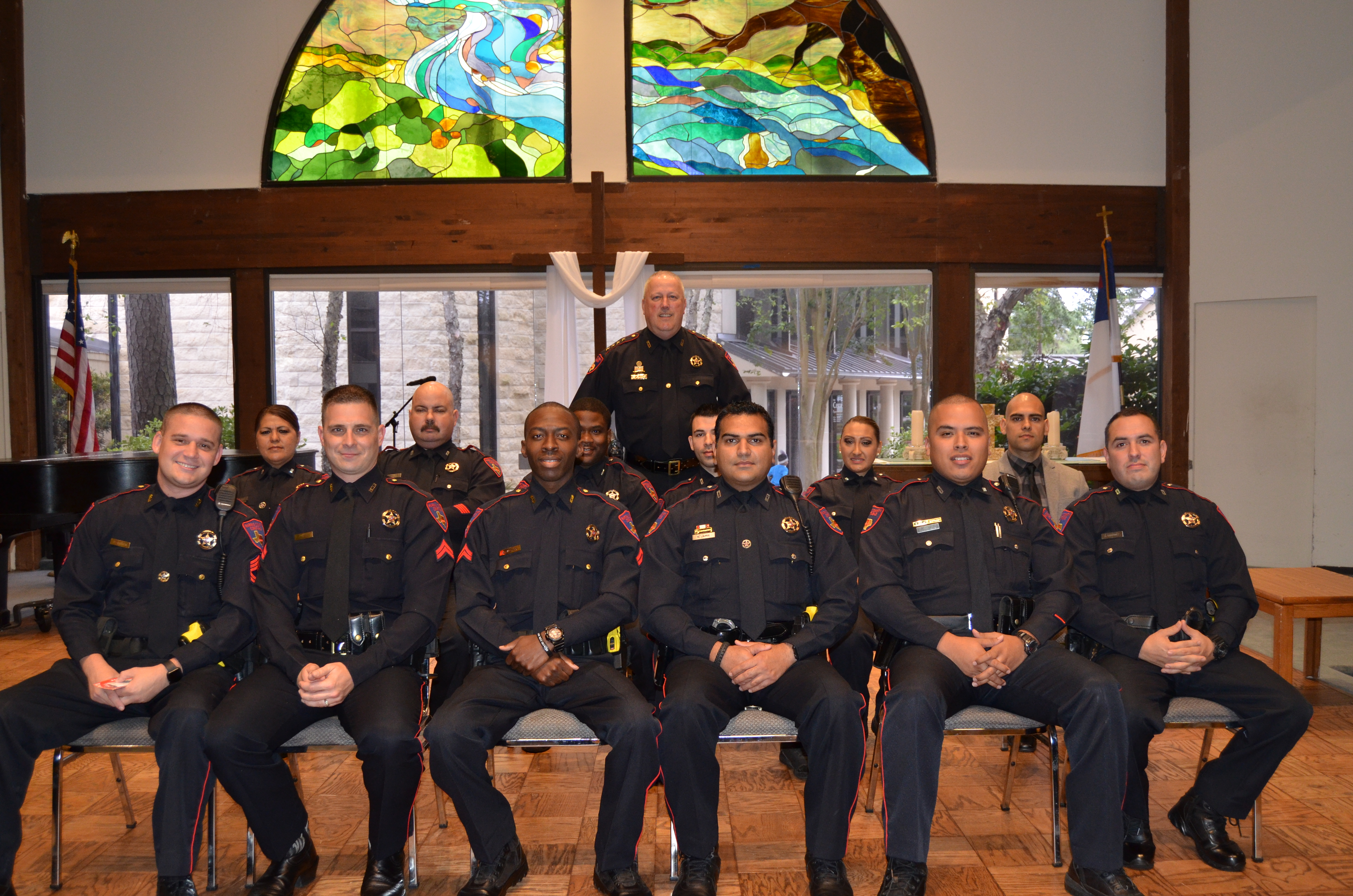 HARRIS COUNTY PRECINCT 4 PROMOTES EIGHT DEPUTIES AND ADDS FOUR