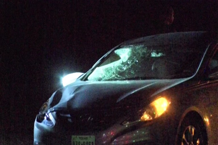 Fatal Crash at 10300 Mesa Drive