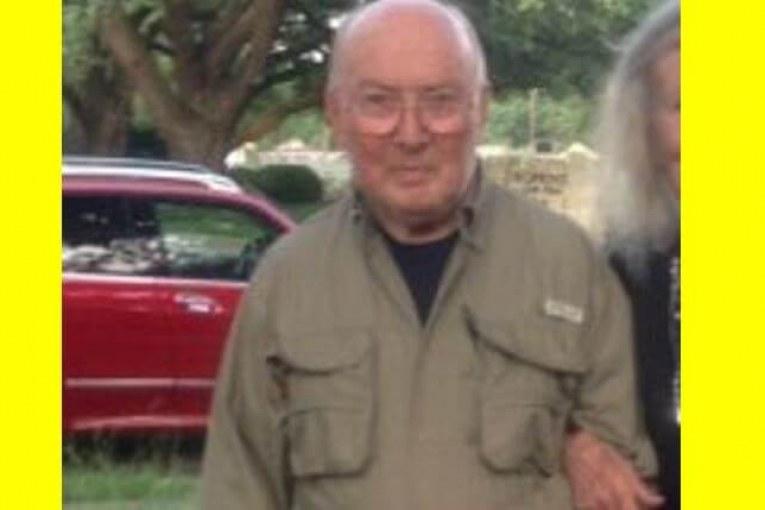 MISSING / ENDANGERED ELDERLY MAN - PLEASE LOOK & SHARE!