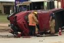 VICTIMS OF FM 1488 FATAL CRASH IDENTIFIED