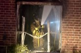 VICTIMS ESCAPE FIRE THANKS TO NEIGHBOR