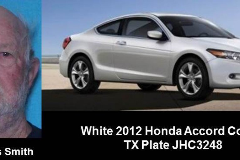 THIS IS A MISSING SENIOR ALERT ISSUED BY THE TEXAS SILVER ...