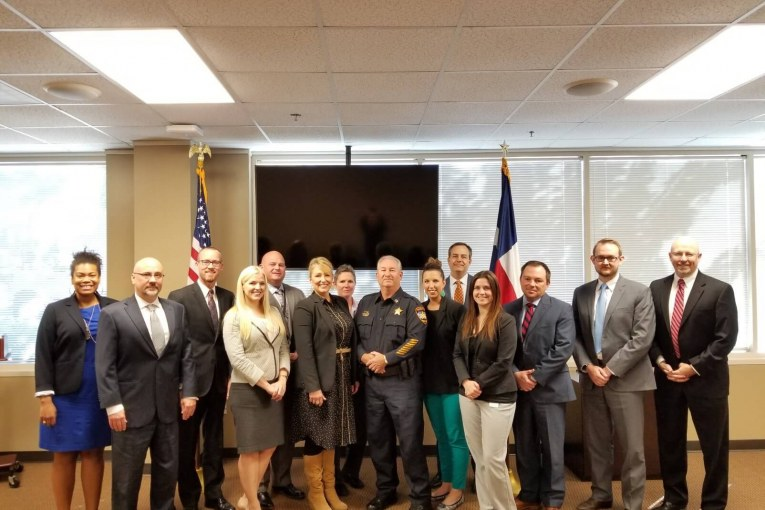 Montgomery County District Attorney's Office &  Montgomery County Sheriff's Office Develop 'Community Prosecution-Liaison Program'