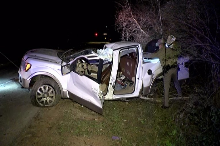 OVERNIGHT FATAL CRASH IN THE WOODLANDS