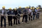 GEMCC HOLDS GROUNDBREAKING CEREMONY AT SITE OF WATERPARK