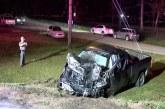 DRUNK DRIVER KILLS MAN AS HE LEAVES CHURCH