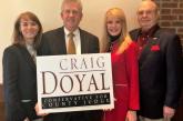 Jim and Nelda Blair endorse Judge Craig Doyal for re-election