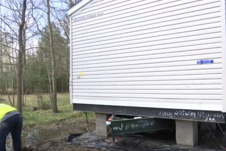 First FEMA trailers heading to Houston 6 months after Hurricane Harvey