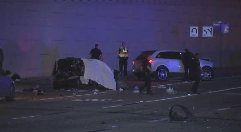 4 charged for roles in underage drunk driving crash that killed Clear Lake mom and baby
