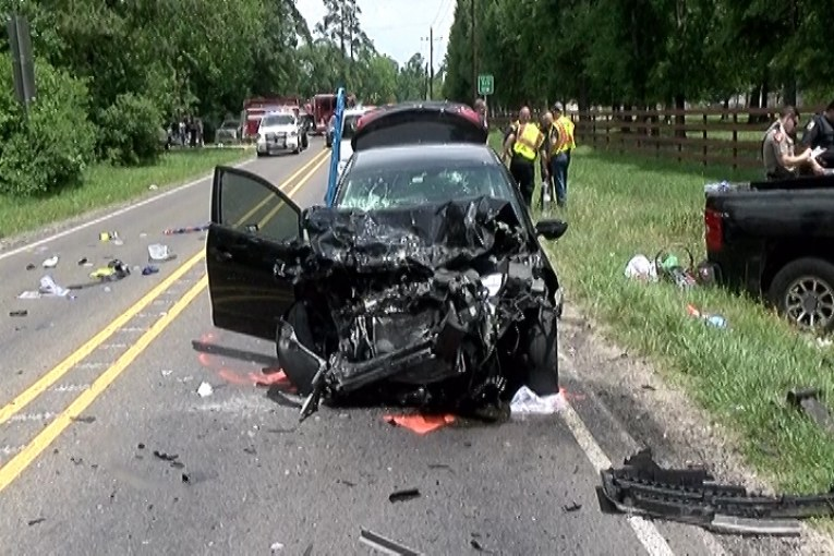 SPLENDORA WOMAN IDENTIFIED IN FATAL CRASH ON FM 1010 MONDAY