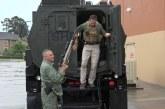 WOODLANDS SWAT SCENE ENDS