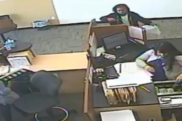 CRIME STOPPER REWARD FOR ROBBER OF CASH STORE | Montgomery